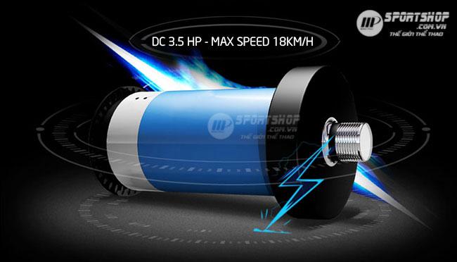 Máy chạy bộ điện cao cấp DL-T4