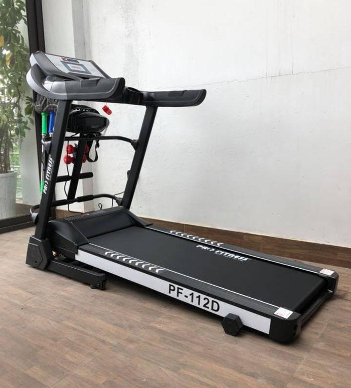 Máy chạy bộ điện Pro Fitness PF-112D New