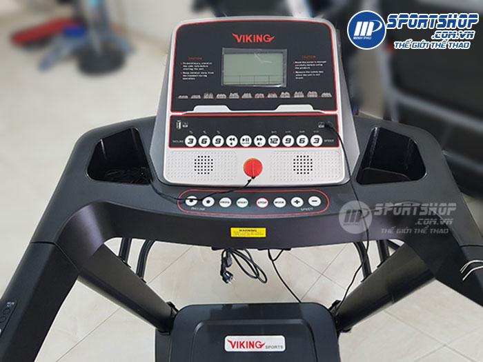 Máy chạy bộ điện đa năng Viking VK-A4