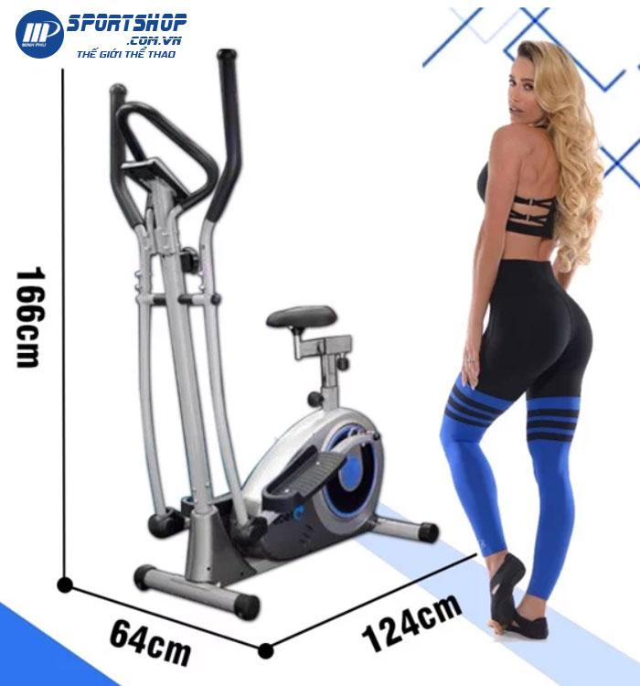 Xe đạp tập thể dục toàn thân DLY-8706H