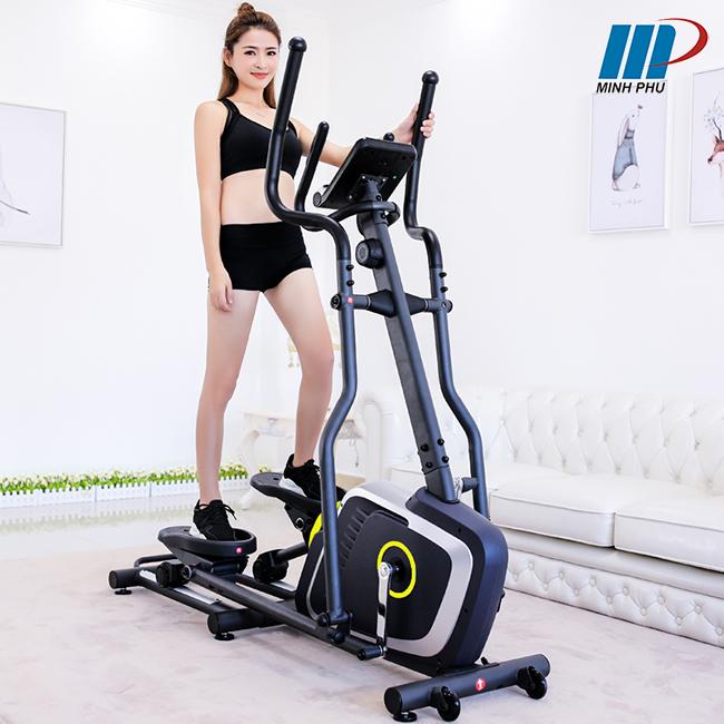 Xe đạp tập thể dục leo núi DLE-42811EH