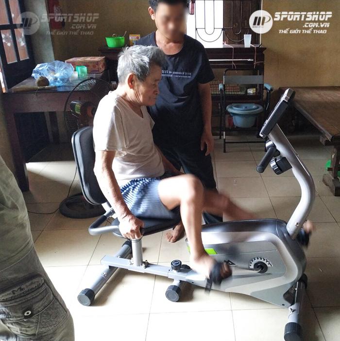 Xe đạp tập phục hồi chức năng DLY-21241R