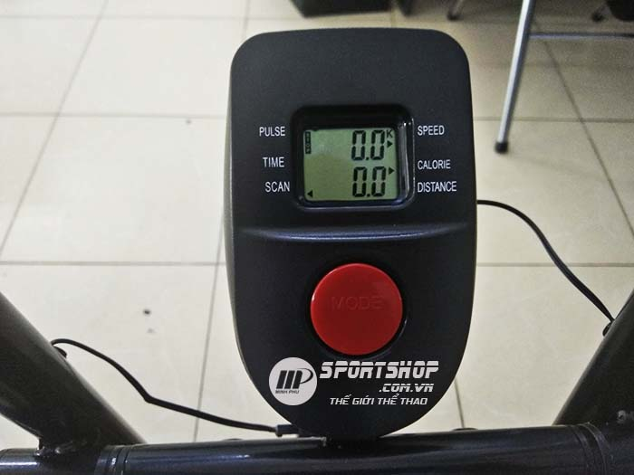 Đồng hồ xe đạp tập thể dục AGURI-205