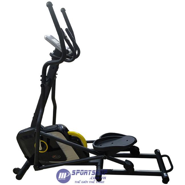 Tổng thể xe đạp tập thể dục Techgym HQ-1700