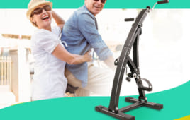 Phục hồi chức năng nhanh chóng với xe đạp tập phục hồi chức năng