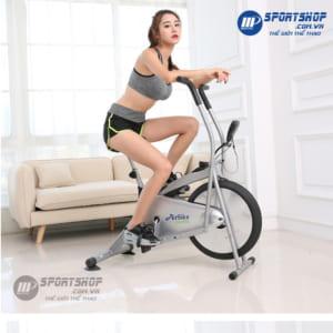 Xe đạp tập thể dục liên hoàn Air Bike