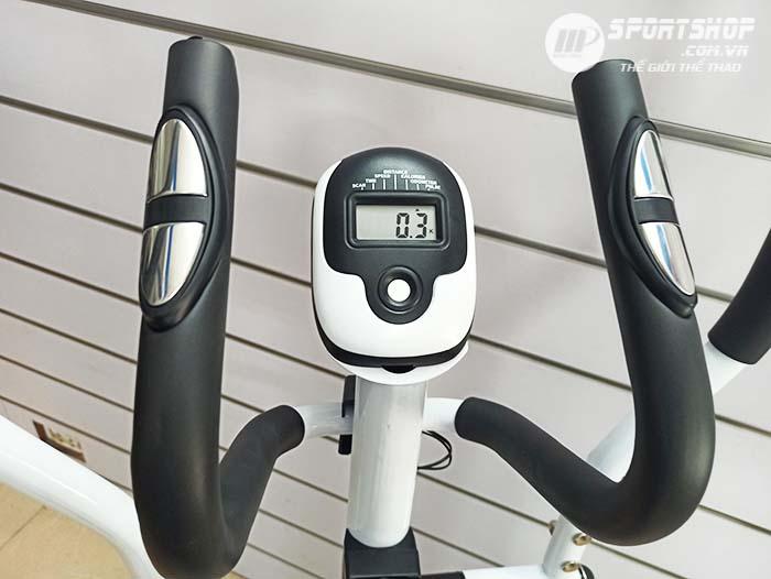 Tay cầm cảm biến nhịp tim xe đạp DLC-612E