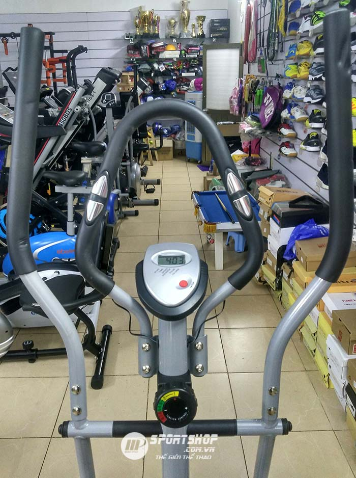 Tay cầm, cảm biến nhịp tim xe đạp toàn thân DLC-B3269