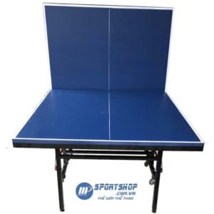 Bàn bóng bàn MDF VinaSport 25 ly chân đen