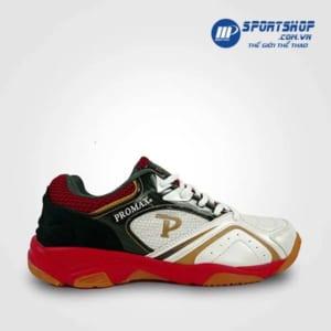 Giày cầu lông Promax 19018 trắng