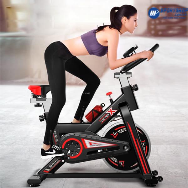 Xe đạp tập thể dục Spin Bike GH-709