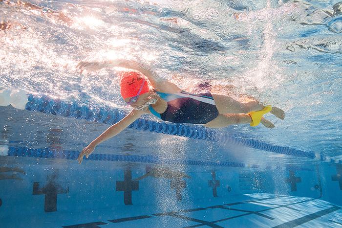 Phao bơi số 8