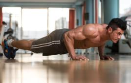 5 bài tập gym tại nhà không cần dụng cụ hiệu quả nhất
