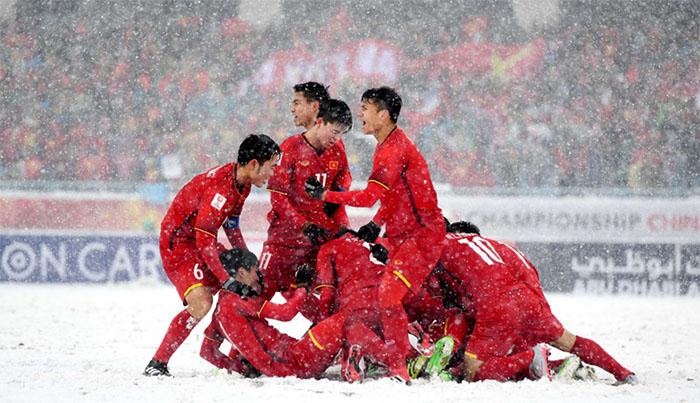 Tinh thần đồng đội trong bóng đá