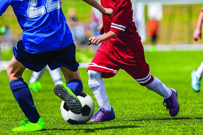 10 tác dụng tuyệt vời khi chơi bóng đá