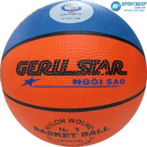 Quả bóng rổ Geru Star 2 màu số 3