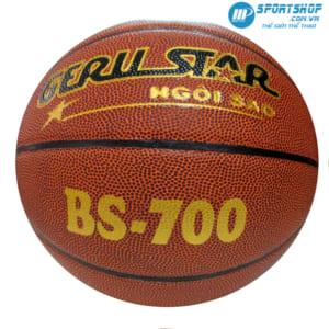 Bóng rổ da PU số 7 Geru Star BS-700