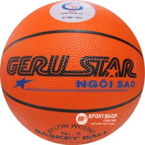 Quả bóng rổ Geru số 6