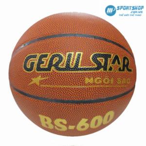 Quả bóng rổ Geru Star BS-600 số 6