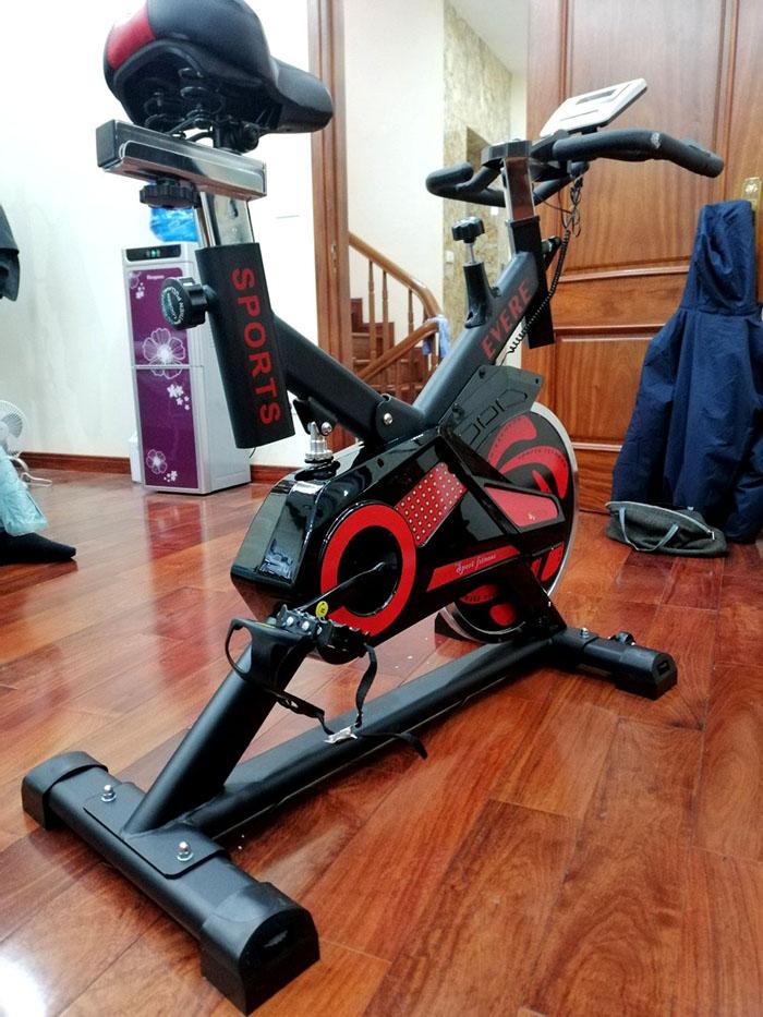 Xe đạp tập thể dục DLYB-8911