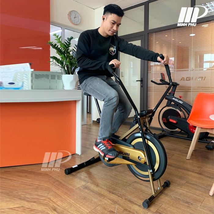 Ảnh thực tế Xe đạp Aguri AGA-208TN