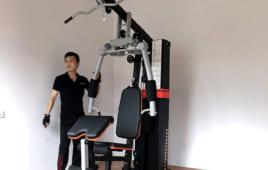 Top 5 giàn tạ đa năng giá rẻ bán chạy nhất 2020 tại Thể thao Minh Phú
