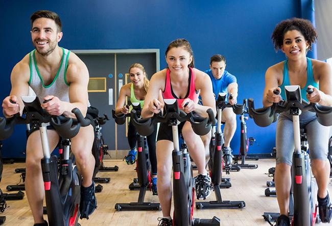 Đạp xe giúp giảm stress